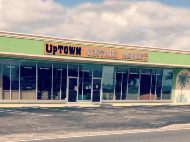 Uptown Vintage Market